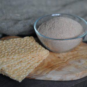 Мука пшеничная цельнозерновая грубого помола